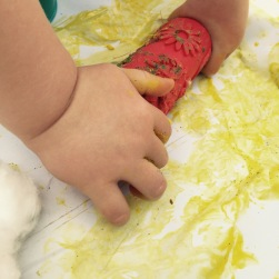 Sensory Art - Messy Play