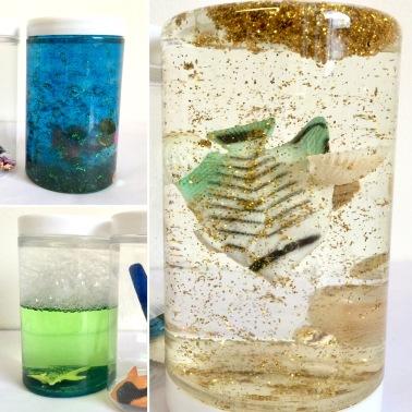 Under The Sea Sensory Bottles