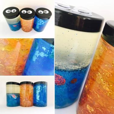 Finding Nemo Sensory Bottles