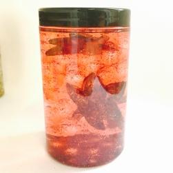 Sensory Bottles, We're Going on a Bear Hunt Calm Down Jars, Story Props for Sensory Story
