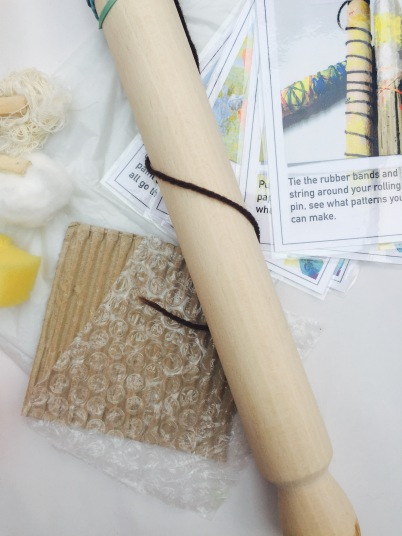 Kids Art Kit - Action Painting, Sensory, Messy Play, Art Gift Box for Kids