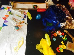 Sensory Play - Summertime