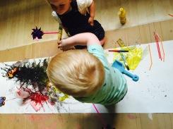 Sensory Play - Summertime
