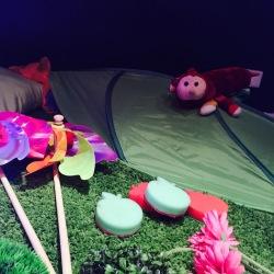 Sensory Play - Alice in Wonderland
