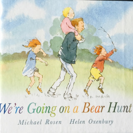 Sensory Play - We're Going on a Bear Hunt
