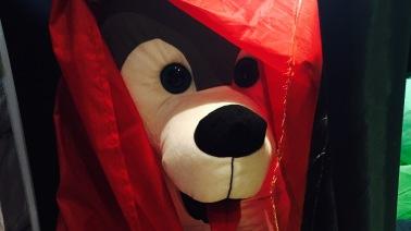 Little Red Riding Hood Sensory Play