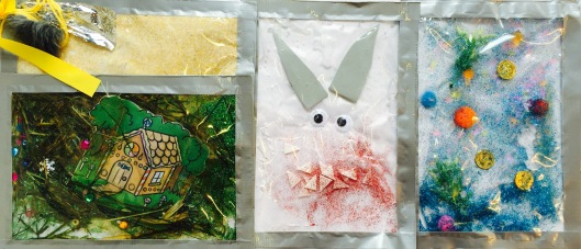 Fairy Tale Sensory Bags